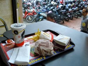 McDonalds!
